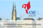 M C Squared @ ICME13 - meet us there!